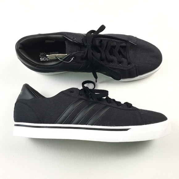 official photos f6b5f a8b64 Adidas Men s Black CF Super Daily 11.5 ART BB9873. NWT